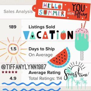 My closet stats y'all! 💁🏻